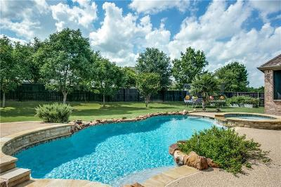 McKinney Single Family Home For Sale: 1501 Gate Haven Court