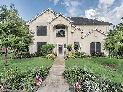 Carrollton Single Family Home Active Contingent: 2315 Bristol Drive
