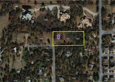 Southlake Residential Lots & Land For Sale: 1833 Our Lane