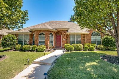 Allen Single Family Home Active Contingent: 1425 Tudor Drive