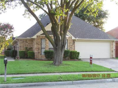 Dallas County Single Family Home For Sale: 2930 Big Oaks Drive