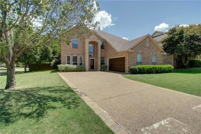 Burleson Single Family Home For Sale: 2953 Lakeview Circle