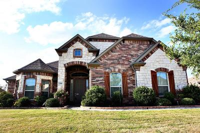 Fort Worth TX Single Family Home For Sale: $417,000