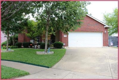 Park Glen, Park Glen Add Single Family Home For Sale: 8463 Ram Ridge Court
