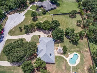 Southlake Single Family Home Active Option Contract: 2502 Hillside Court