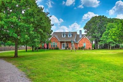 Whitesboro Single Family Home For Sale: 1021 County Road 153