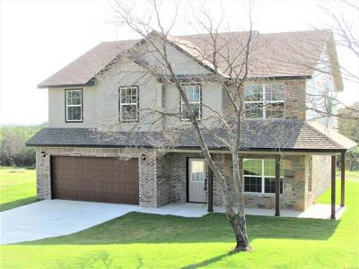 Stephenville Single Family Home For Sale: 2295 River Hills Road