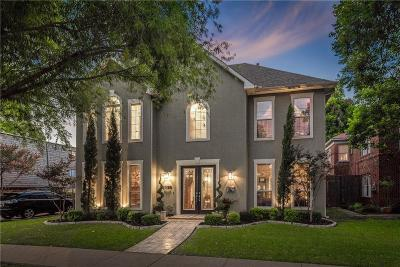 Dallas Single Family Home For Sale: 2829 Reagan Street