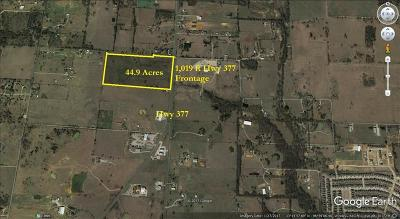 Cross Roads Farm & Ranch For Sale: 0000 Us 377