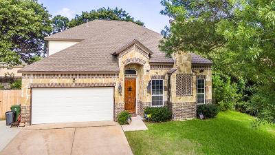 Bedford Single Family Home For Sale: 3719 Pecan Circle