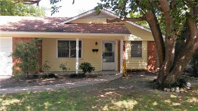Everman Single Family Home For Sale: 313 Christie Avenue