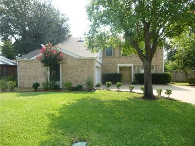 Arlington Single Family Home For Sale: 2303 Fall River Drive