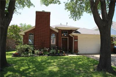 Flower Mound Single Family Home For Sale: 2105 Wentworth Drive