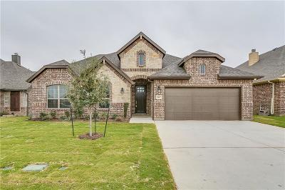 Burleson Single Family Home For Sale: 1647 Fraser Drive