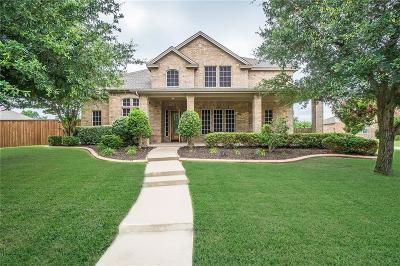 Allen Single Family Home Active Contingent: 1510 Pleasant Run