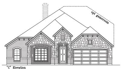 Burleson Single Family Home For Sale: 232 Prairie Oak Court