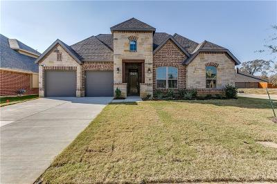 Burleson Single Family Home For Sale: 245 Hawks Ridge Trail