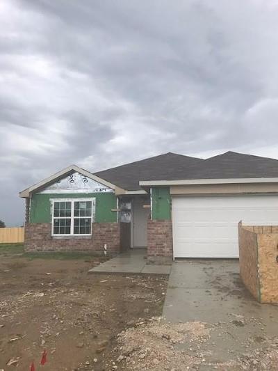 Terrell Single Family Home For Sale: 108 Pebble Creek Lane