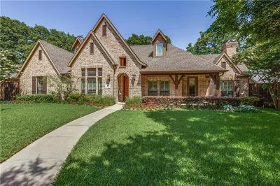 Richardson Single Family Home For Sale: 104 N Gentle Drive