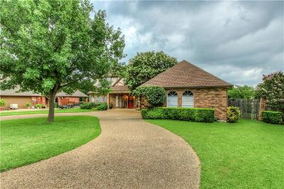 Garland Single Family Home Active Option Contract: 3210 Bluffview Drive