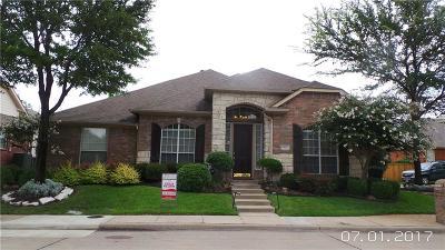 Rockwall Single Family Home Active Contingent: 954 Lexington Drive