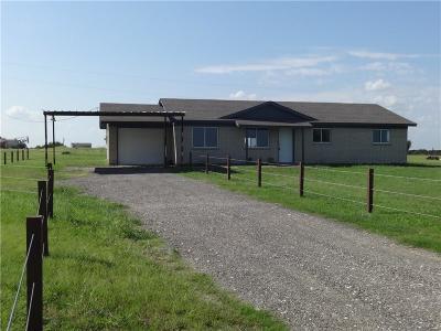 Grandview Single Family Home For Sale: 6421 E Fm 916