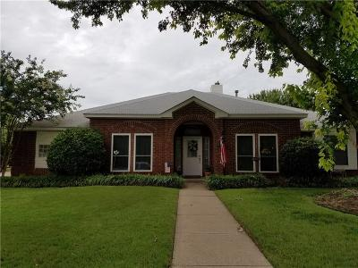 Allen Single Family Home Active Option Contract: 1008 Charter Oak Street