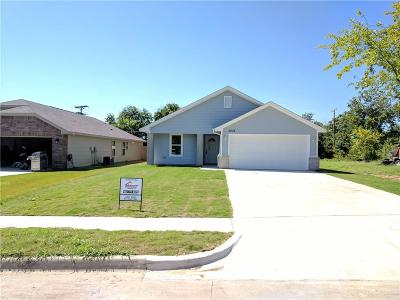 Tarrant County Single Family Home For Sale: 5505 Wellesley Avenue