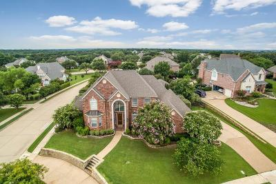 Flower Mound Single Family Home For Sale: 4601 Portsmouth Court