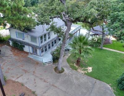 Mabank Single Family Home For Sale: 18251 Rocky Point Run