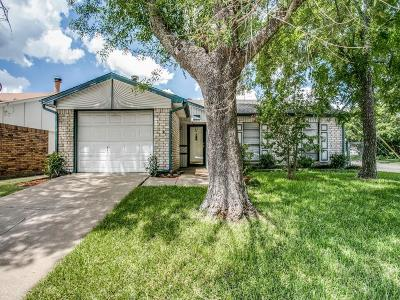 Allen Single Family Home For Sale: 900 Hawthorne Drive