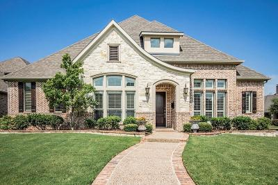 Lewisville Single Family Home For Sale: 400 Mordred Lane