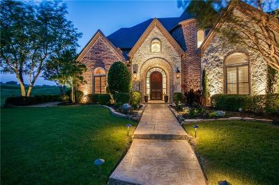McKinney Single Family Home For Sale: 7716 Harbor Town Drive