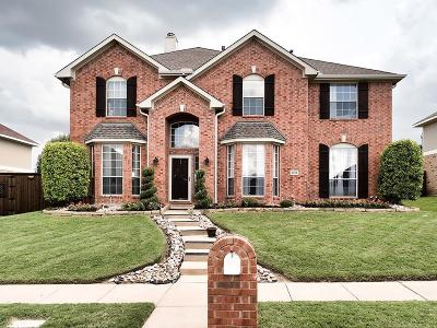 McKinney Single Family Home Active Option Contract: 6213 Oakmont Drive