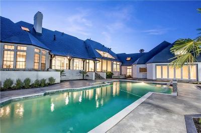 Dallas Single Family Home For Sale: 14208 Hughes Lane