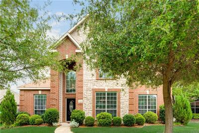 Rockwall Single Family Home For Sale: 1288 Antioch Drive