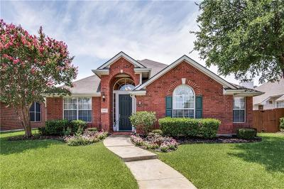 Allen Single Family Home Active Option Contract: 2007 Greenfield Lane