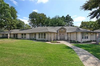 Dallas County Single Family Home For Sale: 13428 Hughes Lane