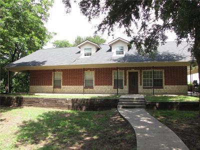Rhome Single Family Home For Sale: 1376 Heritage Creek Drive