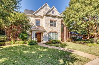 Allen Single Family Home For Sale: 1004 Pecos Court