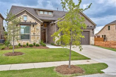 Keller Single Family Home Active Option Contract: 3060 Crestwater Ridge