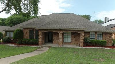Rockwall Single Family Home For Sale: 500 Lake Meadows Drive