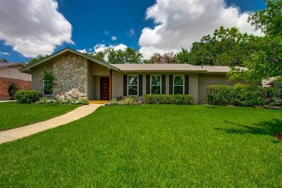 Farmers Branch Single Family Home For Sale: 3171 Whitemarsh Circle
