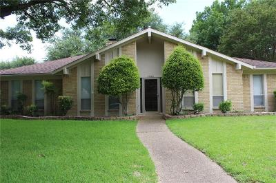 Richardson Rental For Rent: 1100 Edgewood Drive