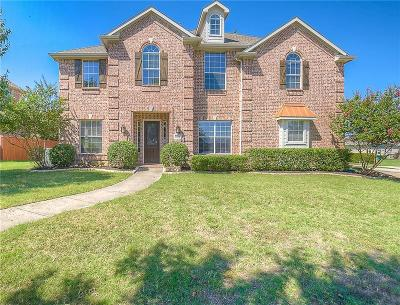 Lewisville Single Family Home For Sale: 1000 Holy Grail Drive