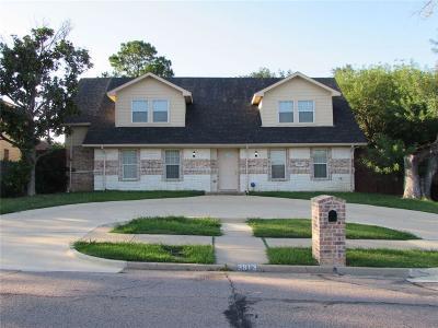 Irving Single Family Home For Sale: 3813 Eugene Court N