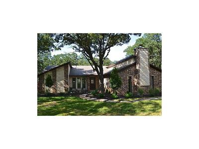 Keller Single Family Home For Sale: 760 Bandit Trail