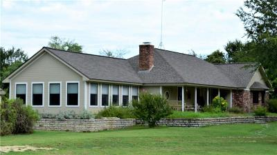 Somervell County Single Family Home For Sale: 1610 County Road 418 Road