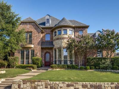 Frisco Single Family Home Active Contingent: 1278 Havenbrook Lane