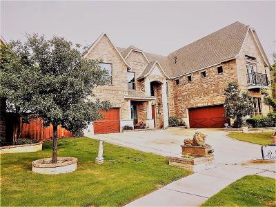 Grand Prairie Single Family Home For Sale: 3248 Pamplona